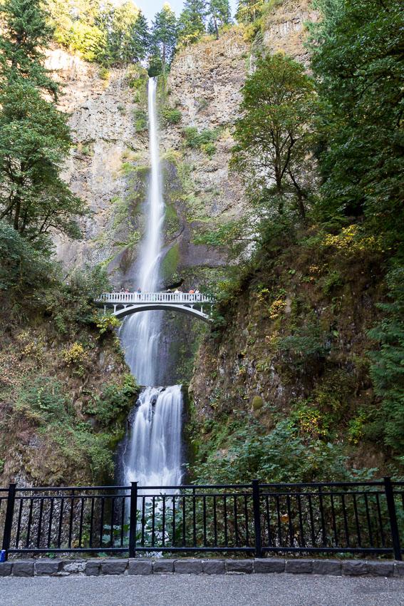 Multhomah Falls